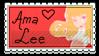 AmaLee Stamp by Luna2424