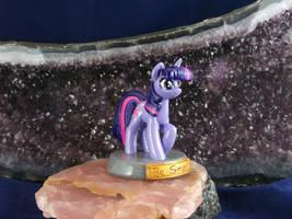 Twilight Sparkle Statuette by DeadHeartMare
