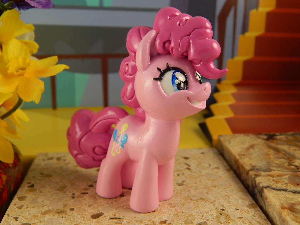 Filly Pinkie Pie by DeadHeartMare