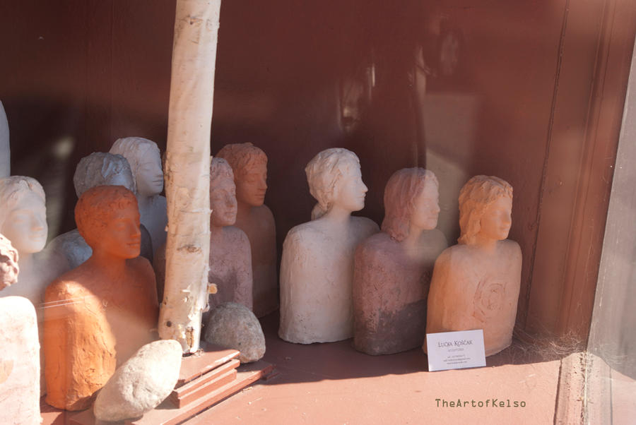The statues by amosis55