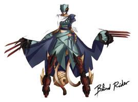 CR : Blind Rider Form