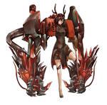 BRS fanart - Dual Dragon