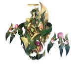Asri The Emerald Dragon