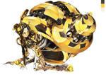 Golden Snail (Keong Mas)