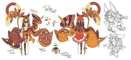Teto Tote Character Sheet by sinlaire