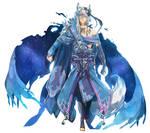 Comm - Senri - Midnight Butterfly Ver.