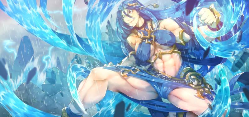 Comm - Wave Dancer