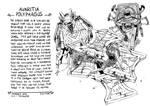 INKTOBER 21 - Greed Bug