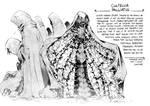 INKTOBER 27 - Giant Hooded Spider