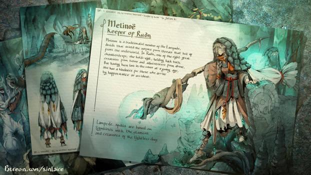 Melinoe - Keeper of Ruon