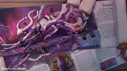 Arsqualia - The Timeless Dragon