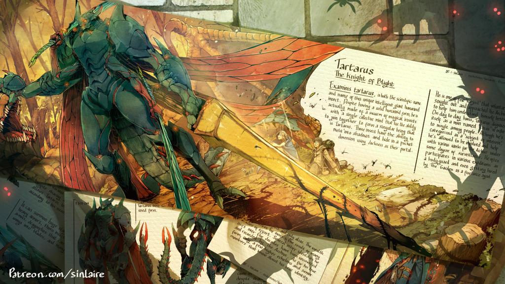 Tartarus - The Knight of Blight