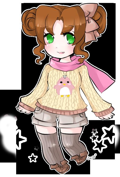 Mimi by carcarchu
