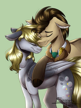 Derpy and The Doctor