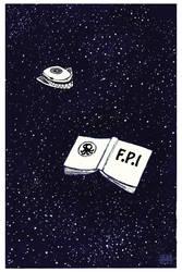 F.P.I. Book in Space