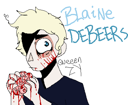 Blaine Debeers by QueeenZY
