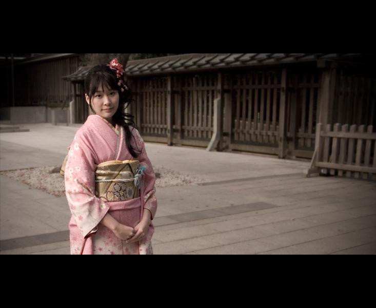 Sakura by hidarime-images