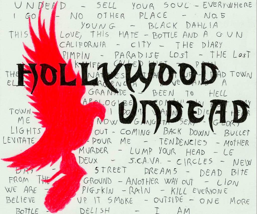 Hollywood Undead Logo by spanishhusoldier