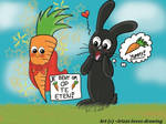 SuperCarrot+Witneus- AI and PS by Irizzz-loves-drawing