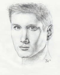 Young Jensen Ackles