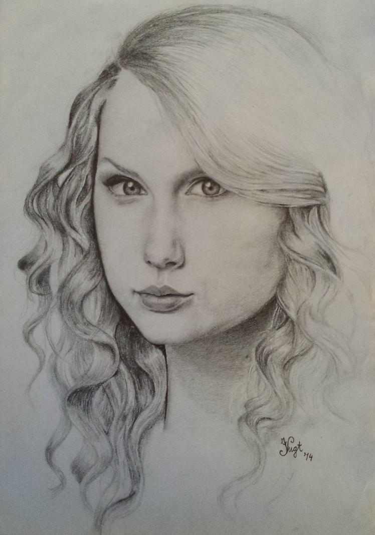 Taylor Swift by Irizzz-loves-drawing