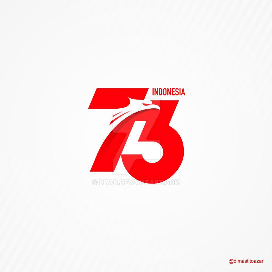 Logo HUT RI 73 by DTAD on DeviantArt