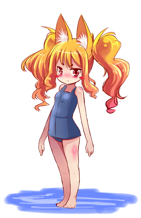 Swimsuit by MaewPoo