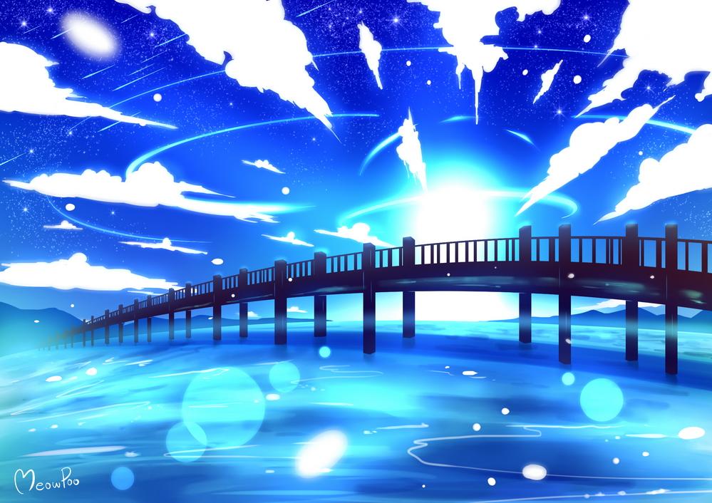 Sky Bridge by MaewPoo