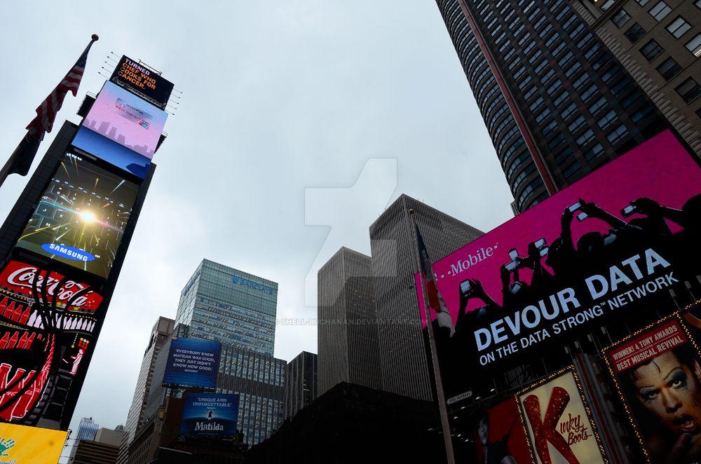 New York, New York by Shell-Buchanan
