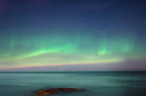 Northern Lights by AndzeJSteweiner