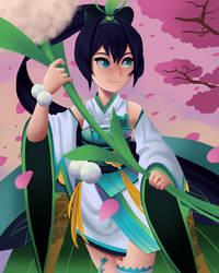 Kusa Onmyoji by Noble-Fantasy