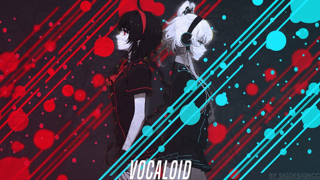 Vocaloid V2 By SigDesignCC by SiGDesignCC