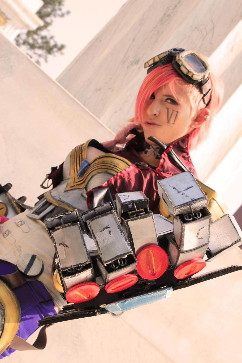 Vi cosplay!! by RedBiter