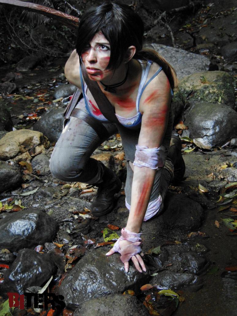 Lara Croft Cosplay by RedBiter