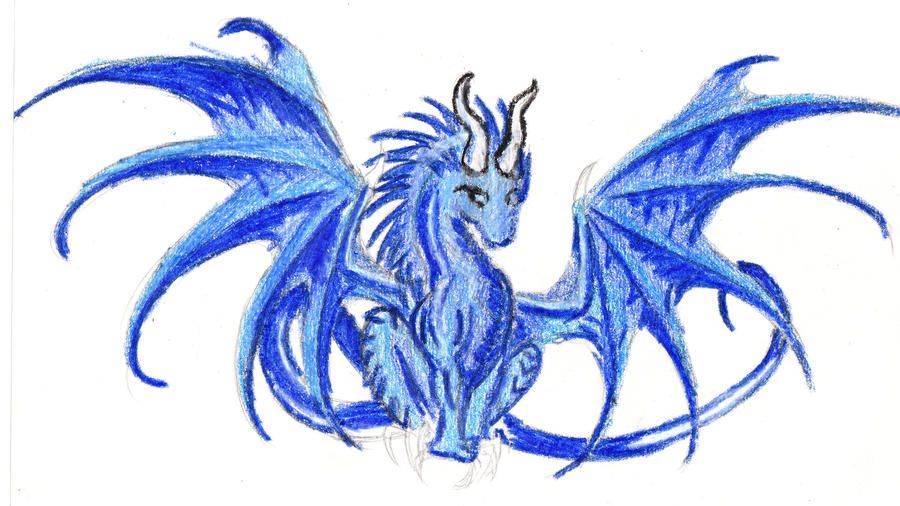 lightning dragon by Menoaske on deviantART