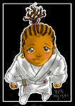 Karate Kid J_color sketch
