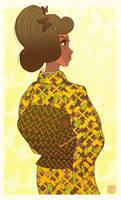 WAfrica-Kimono