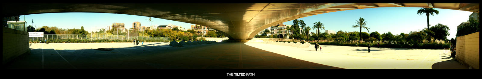 The Tilted Path