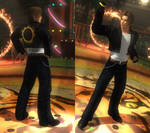 Kyo Kusanagi XIII mod for Ein (D/L)
