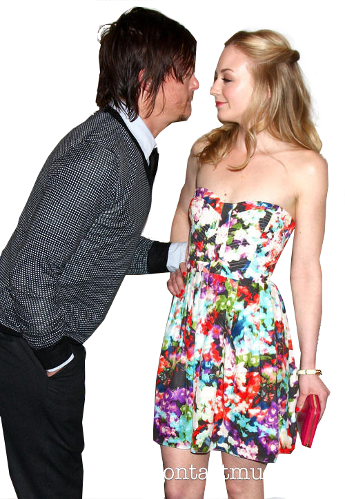 Beth and daryl dating 4