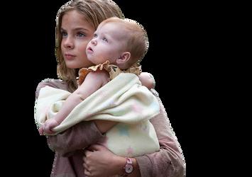 Judith e Lizzie by DarylDixonOfi1