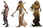 Pathfinder-Characters