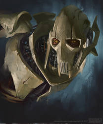 General Grievous by Rilez75