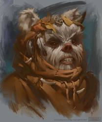 Chief Chirpa by Rilez75
