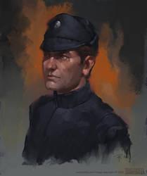 Major Hewex by Rilez75