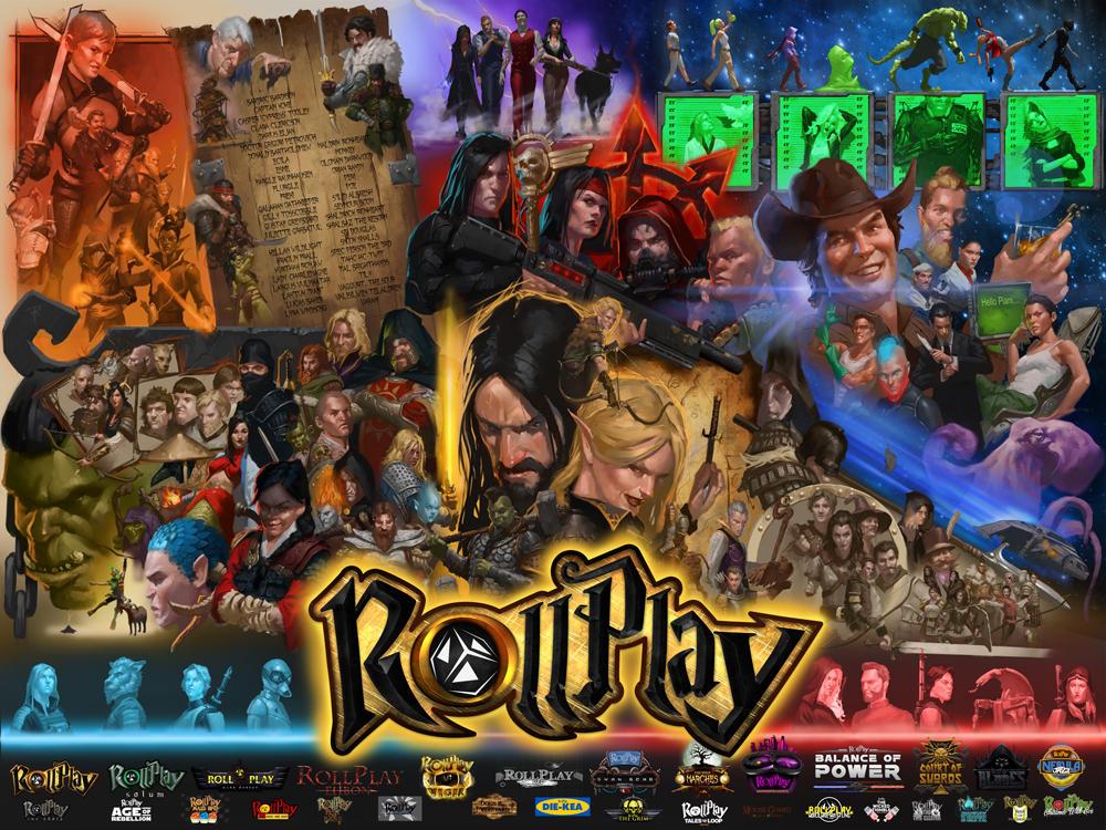Rollplay 5 Year Anniversary
