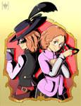 Persona 5 -Haru Okumura