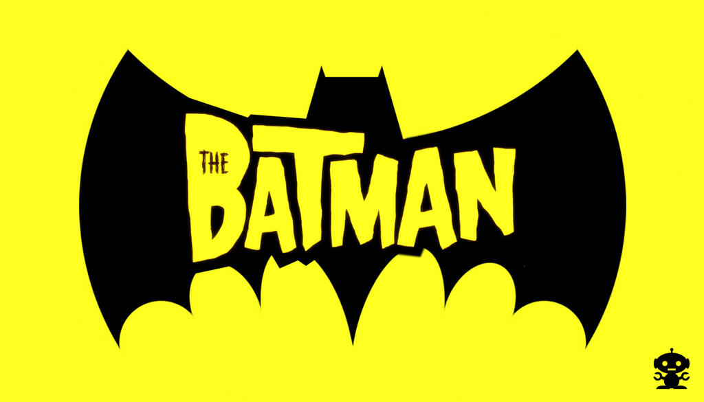 2004 The Batman Cartoon Title Logo By Thedorkknightreturns On Deviantart