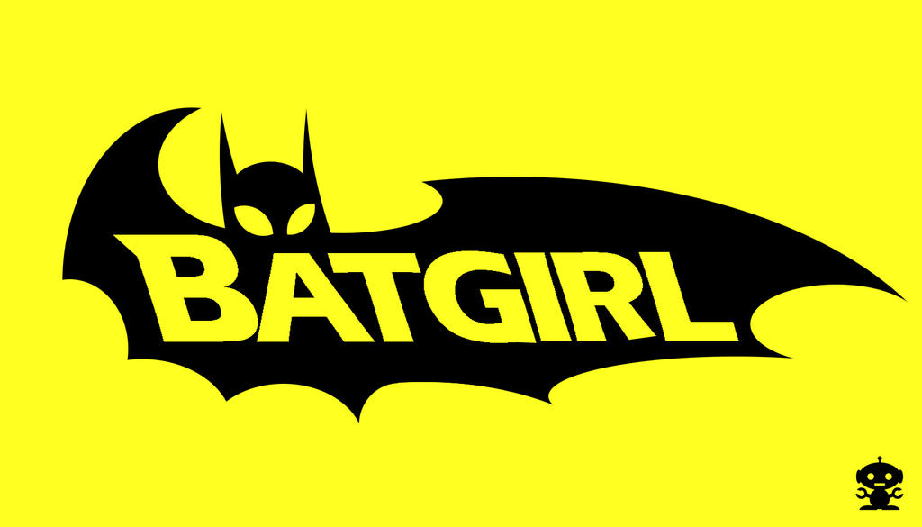 2000 Batgirl Comic Title Logo By Thedorkknightreturns On
