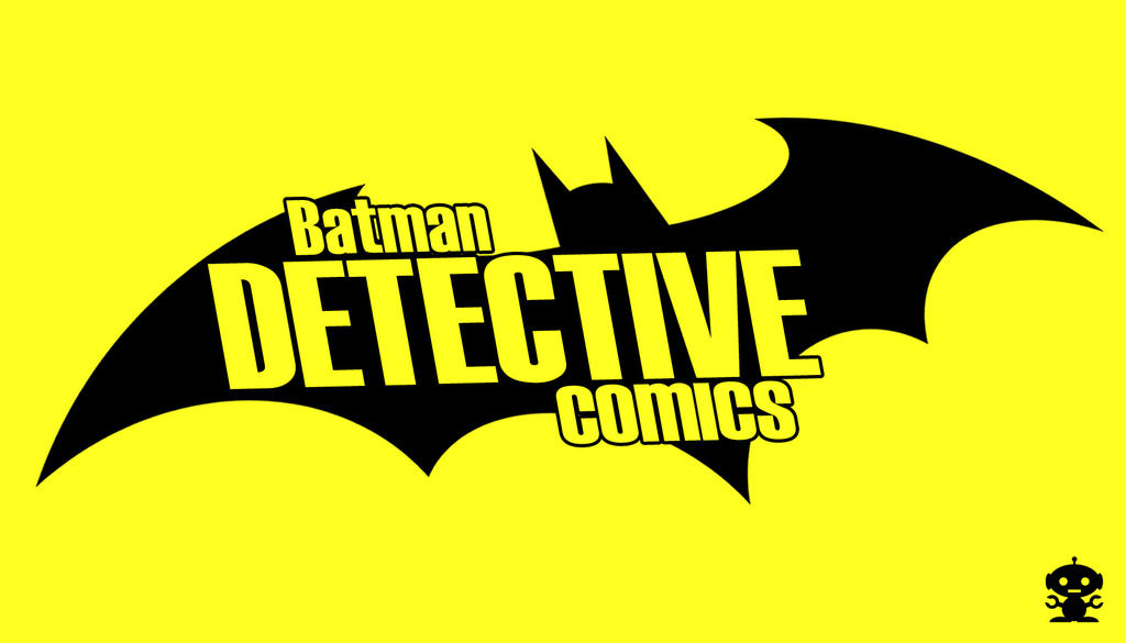 2011 The New 52 Detective Comics Title Logo By Thedorkknightreturns